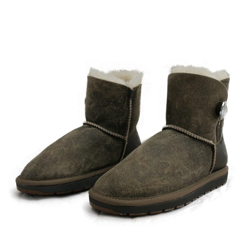 8259e55c230 Australian Made Shearers UGG Boots Mini Glitter with Crystal Button